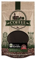 12oz. Bag: Sumatra Fair Trade Origin